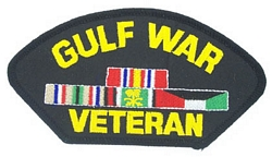 Gulf War Veteran Patches